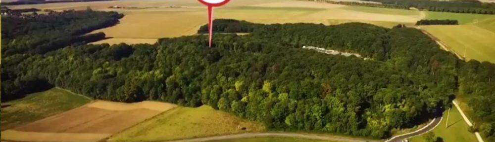 Extrait de la vidéo sur les recherches archéologiques récentes sur l'oppidum du Camp de César à Saint-Piat - Musée des mégalithes de Changé