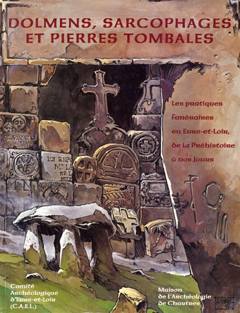 Dolmens, sarcophages et pierres tombales - CAEL