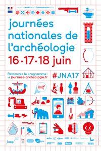 La 7e édition des Journées nationales de l'archéologie
